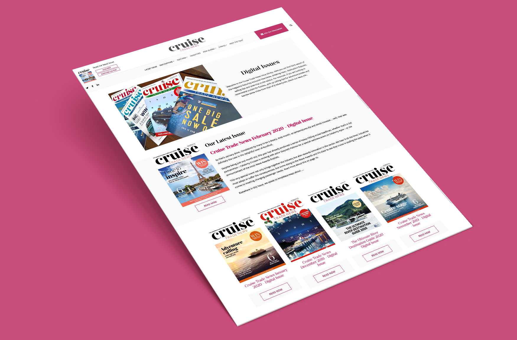 Cruise Trade News Digital Issues